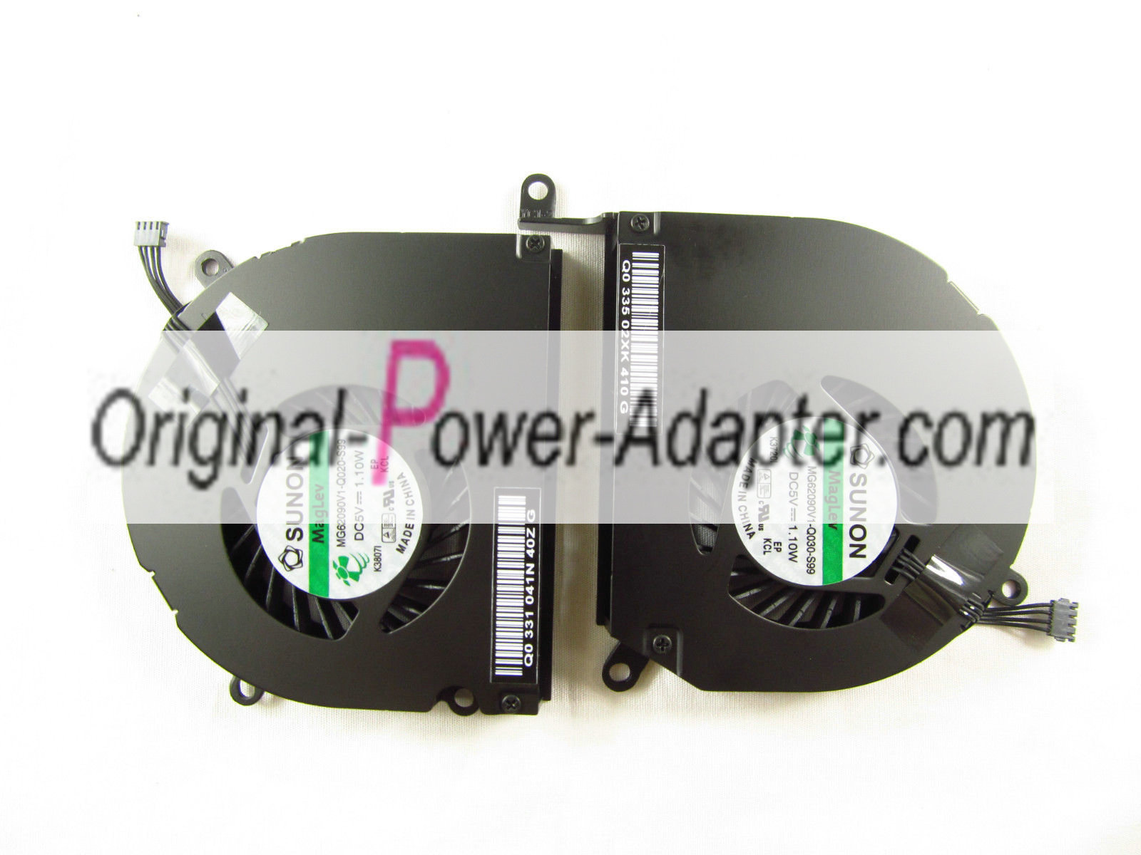 "NEW Left Right Fan For Apple MacBook Pro 15"" A1286 2008 -2011"