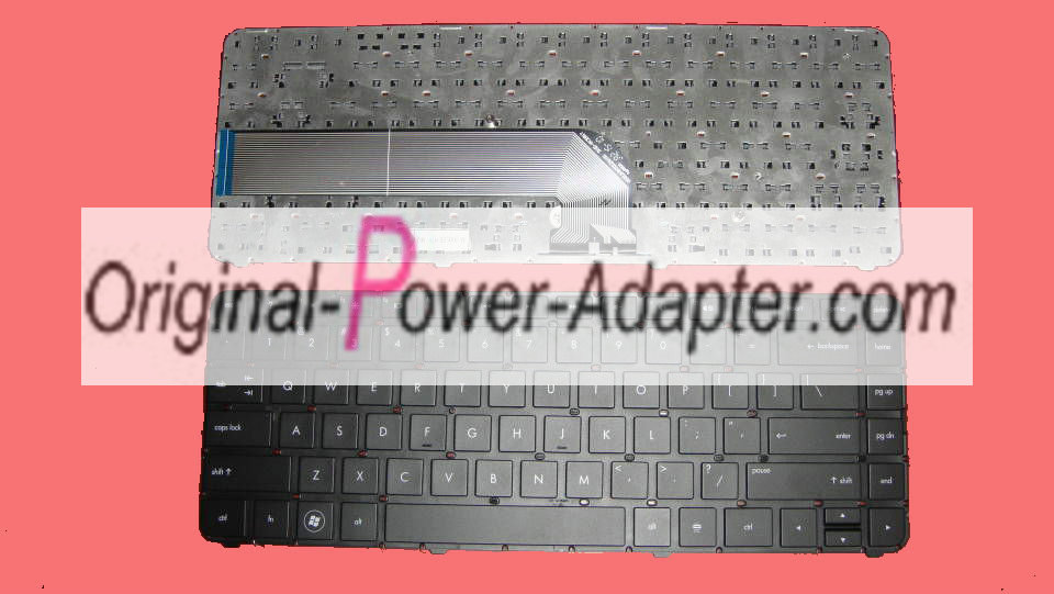 US NEW keyboard for HP Pavilion DV4-5100 DV4-5102tx DV4T-5004TX