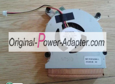 NEW Foxconn NT510 NT-510 NT410 NT-A3700 NFB61A05H fan with heats