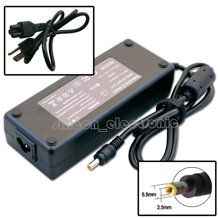 15.6V 7.05A AC Adapter Charger For Panasonic Toughbook CF-19 CF31 CF52 CF-53 CF-53S