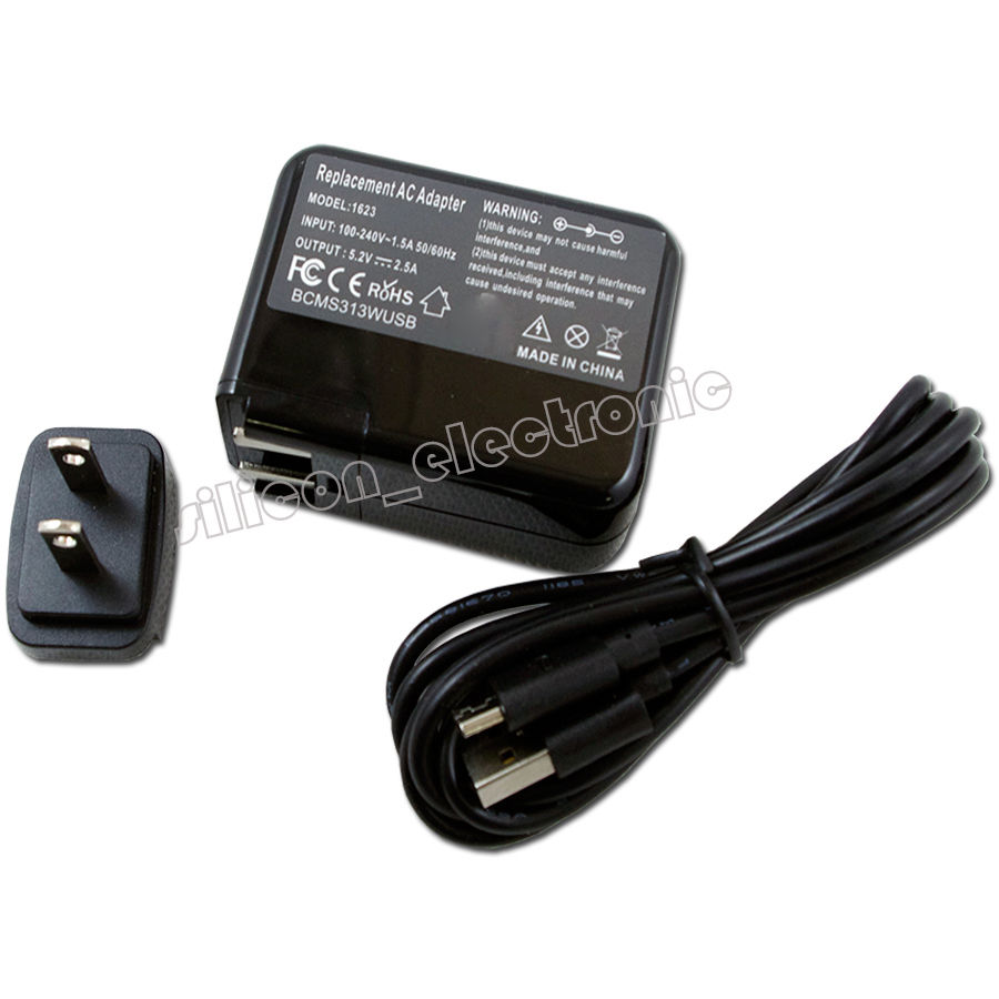 5.2V 2.5A 13W AC Adapter For Microsoft Surface 3