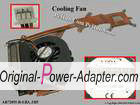 Acer Aspire 3660 Series Cooling Fan AB7205UB-EB3 ZB5