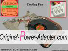 Acer Aspire 4730 Series Cooling Fan AT05H003SV0 ZB0507PGV1-6A 13.V1.B3483.F.GN.C1093