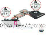 HP Envy 14 Series Cooling Fan KSB05105HA -9L16 KSB05105HA -9L17 SPS:608378-0