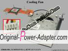 HP Pavilion dv9000 Series Cooling Fan 438606-001 GC055515VH-A B2787.13.V1.F.GN